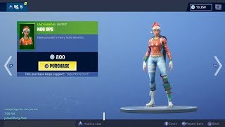 """NOG OPS"" IN ITEM SHOP + ""YULETIDE RANGER"" CHRISTMAS SKINS 