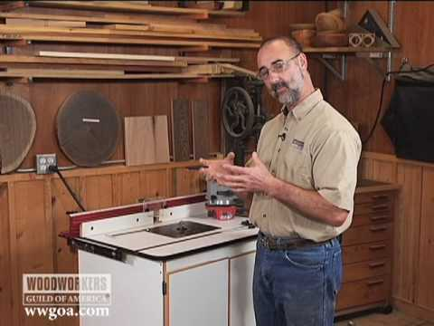 Woodworking tips router why a router lift youtube greentooth Gallery
