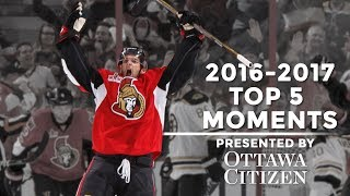 2016-2017 Top 5 Moments - Game 2 vs. Bruins