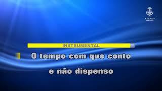 ♫ Demo - Karaoke - O ESPAÇO E O TEMPO - Camané