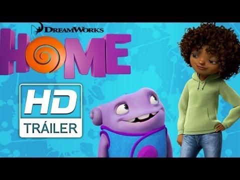 HOME: No Hay Lugar Como El Hogar | Trailer en Español (HD) |
