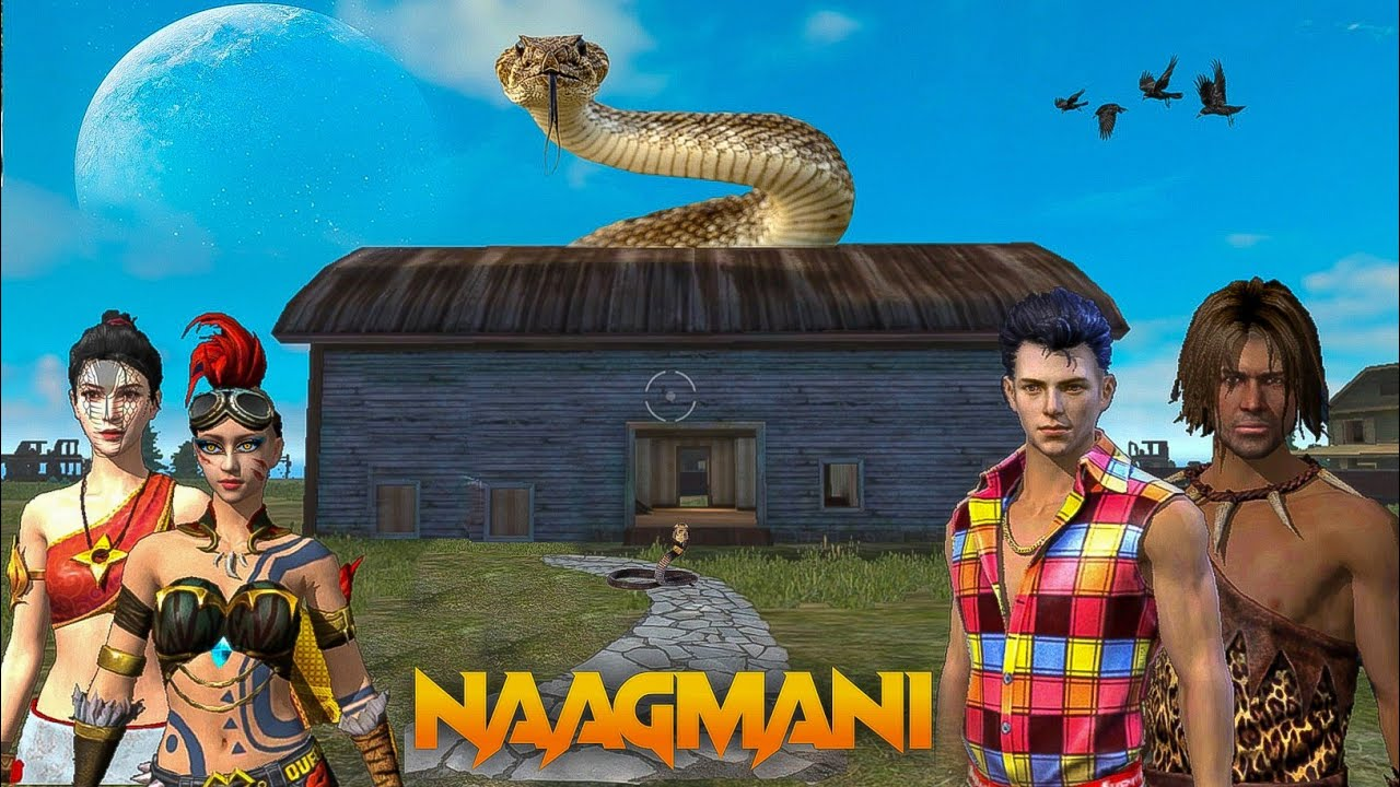 NaagMani [ नाग मणि ] Free fire Story Emotional Story in Hindi || Free Fire Story