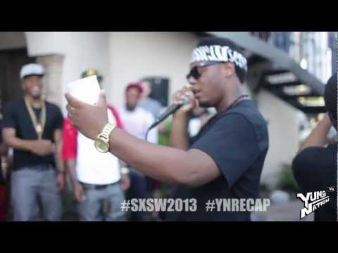 Yung Nation SXSW Day 3: Splash The Runway Mansion Pool Party