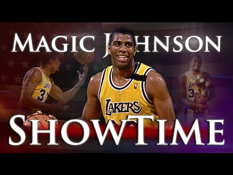 Magic Johnson - ShowTime