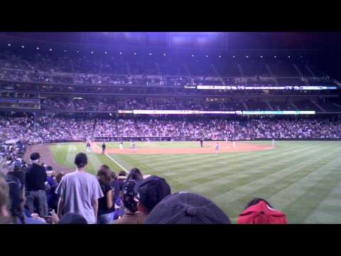 Jason Giambi 3 Run Walk Off Home Run