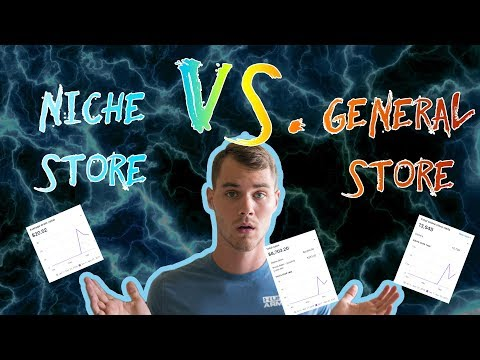 Shopify Niche Store Vs General Store Which Is Better For Beginners?