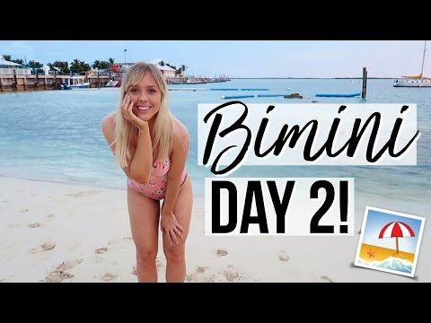 Exploring Bimini Bahamas | Day 2!