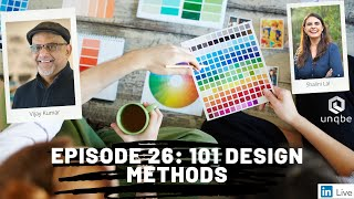 Future of Work Show, Ep.26: 101 Design Methods