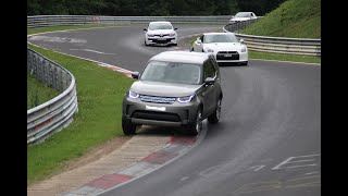 Fun Lap With Discovery Nurburgring Nordschleife
