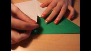 How To Make Origami Kite