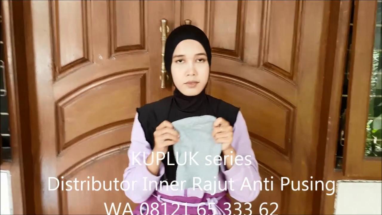 Inner Rajut Anti Pusing Ciput Dalaman Kerudung Kupluk Helm Alas Series Wa 08121 65 333 62
