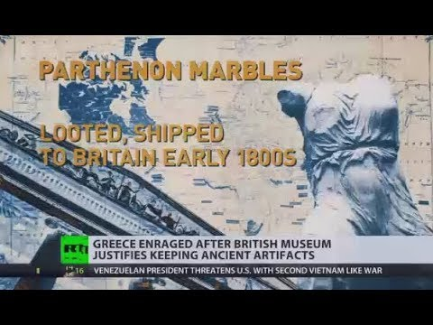 Lost Marbles: Greece enraged after British Museum justifies keeping ancient artefacts