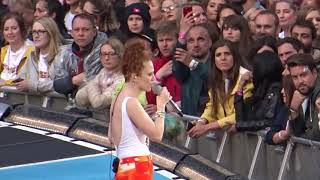 Jess Glynne ~ I'll Be There ~ Murrayfield ~ Scotland ~ Sat June 8th 2019. Video