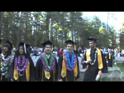 Pacific Union College Commencement 2009