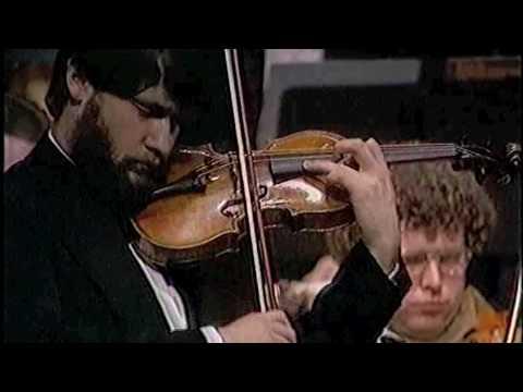 J. Brahms Violin Concerto Krzysztof Smietana 4/5 (2nd mvt)