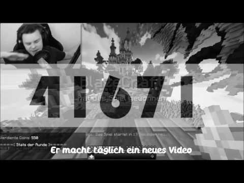 BLAZECRAFT 70000 Abonnenten SONG
