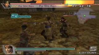 Dynasty Warriors 5 Empires - Gameplay Pt. 1