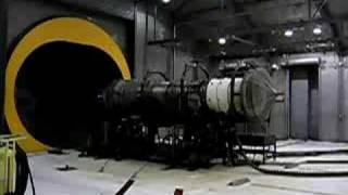 F15 Jet Engine Test - Afterburner Ignition