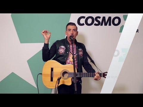 Francesco Gabbani - Occidentali's Karma (Live Acoustic Guitar @ Radio Cosmo 2017)