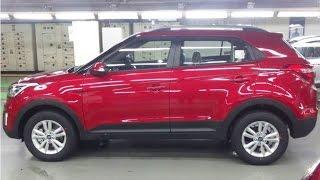 Hyundai Creta India Launched Prices Start at Rs 8.6L