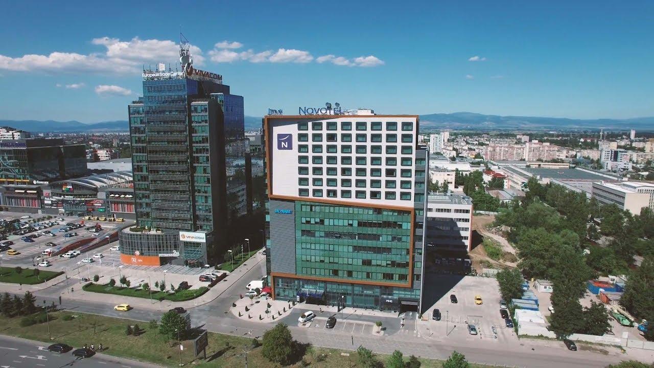 NOVOTEL Hotel, Sofia Promotional Video