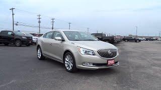 2015 Buick LaCrosse Austin, San Antonio, Bastrop, Killeen, College Station, TX 381064A