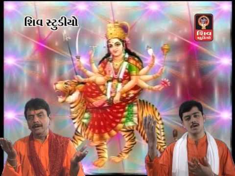 Sona No Garbo Shire Ambe Maa - Hemant Chauhan - Maa No Garbo- SuperHit Gujarati Garba - Juke Box