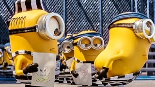 DESPICABLE ME 3 'Minions In Prison' TV Spot Trailer (2017)