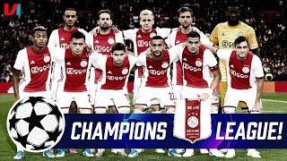 'Ajax Snakt Ernaar Om Aan Te Haken Bij De Europese Top'