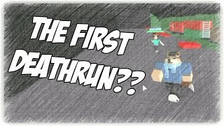 THE FIRST DEATHRUN?? (2011 and earlier!) | Roblox Deathrun Classic #1