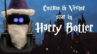 Cozmo and Vector robots star in Harry Botter (VECTOR GIVEAWAY WINNER ANNOUNCED)