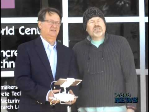 Sen. Gary Peters Visits Alpena Community College
