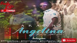 Akanni - Angelina Oficial Audio #2k19