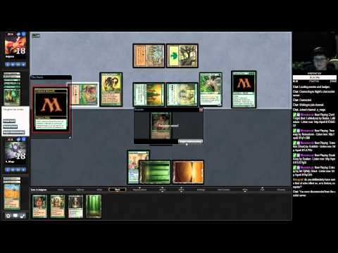 Legacy Daily W/ Enchantress *Sorry about the echo :(*