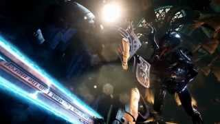 Space Hulk: Deathwing Trailer #2 with new Epic Music & SFX (remastered)