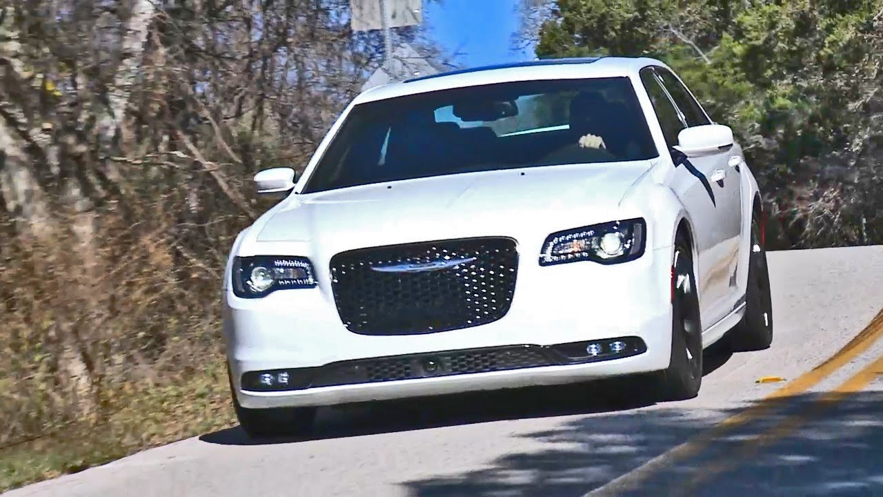 New 300 Chrysler 2016 >> 2015 Chrysler 300S - YouTube