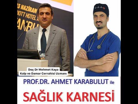 AORT ANEVRİZMASI (EN TEMEL BİLGİLER) - DOÇ  DR MEHMET KAYA - PROF DR AHMET KARABULUT