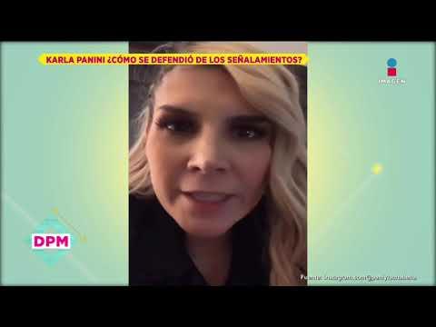 Karla Panini Responde Al Hermano De Karla Luna   De Primera Mano