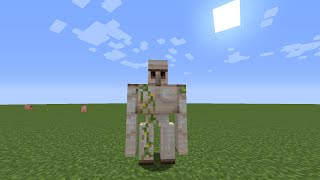 Minecraft Demir Golem Nasıl Yapılır ?