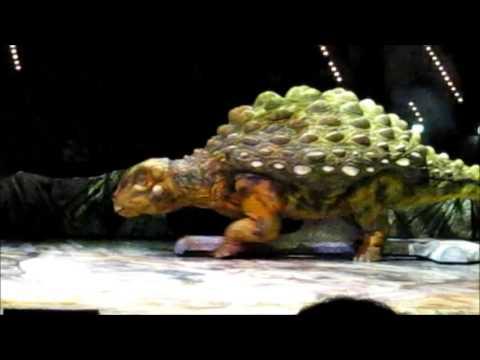 Dinosaurier Im Reich Der Giganten Show