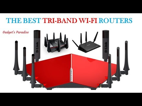 Top 5 Best TriBand WiFi Routers 2018  The Best Routers for 4K Streaming and Online Gaming