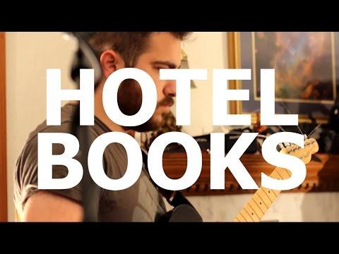 "Hotel Books - ""So Fond Of"" / ""Ten Steps Forward"" Live at Little Elephant (1/3)"