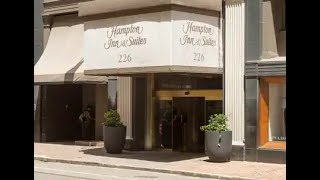 Hampton Inn Downtown / French Quarter Area - New Orleans Hotels, Louisiana