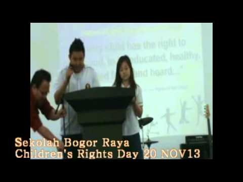 SBR@Children's Rights Day 2013