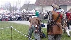 Landsknechts Drill 2013 / Musketiere, Handrohre & Arkebusen