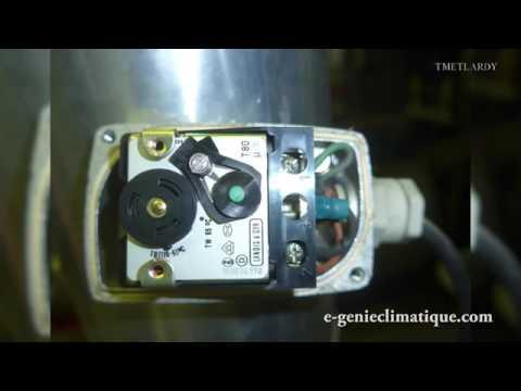 Chaud142 Séquence de démarrage du brûleur G31 Weishaupt et quelques informations sur la commande