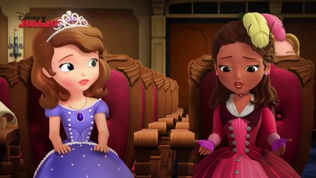 Sofia The First Musical Time Disney Junior Uk Youtube