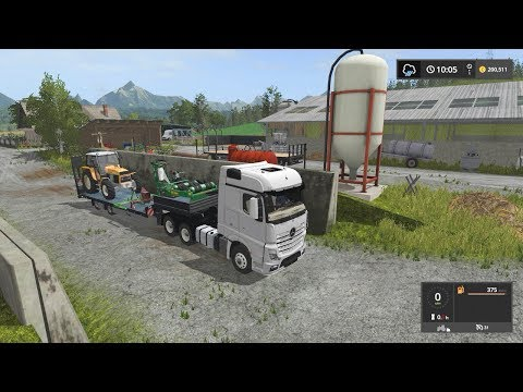 Moving from cow to sheep farm | Small Farm | Farming Simulator 2017 | Episode 39