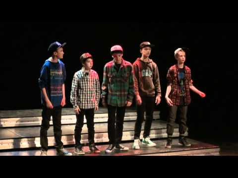 Another brick in the wall - Skedsmo Boyses og Miniklang (Skedsmo Voices)