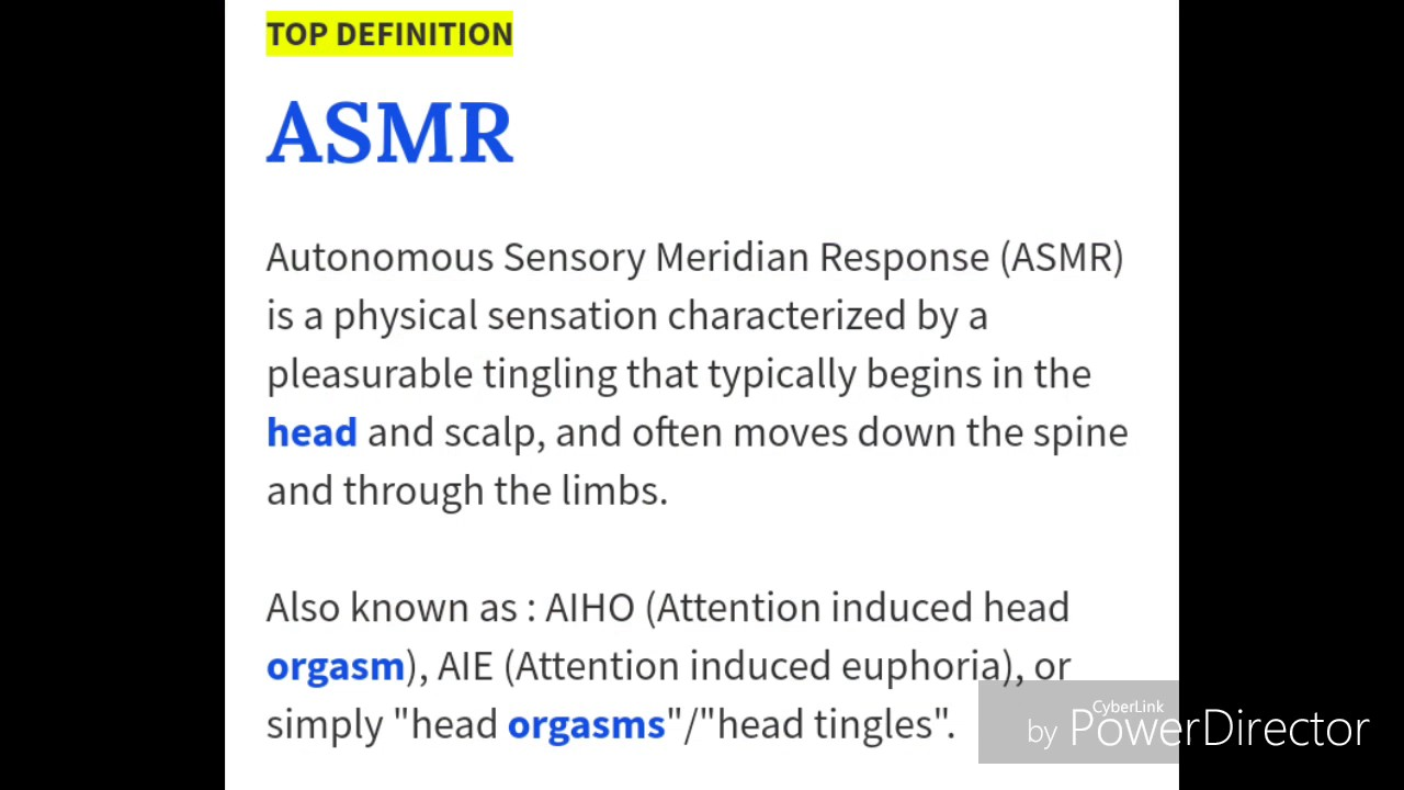 What does asmr mean-4709